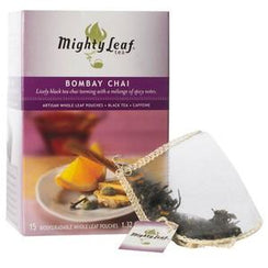 Black Tea - Bombay Chai - Java Bean Plus