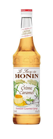 Monin® Syrups - Caramel Crème - Case of 6/1 Liter - Bulk Coffee Beans