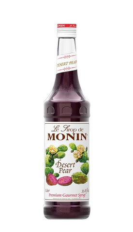 Monin® Syrups - Desert Pear - Case of 6/1 Liter