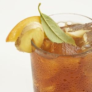 Ice Tea - Organic Ginger Peach - Java Bean Plus