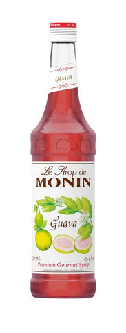Monin® Syrups - Guava - Case of 6/750 mL - Bulk Coffee Beans