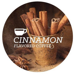 Flavored Coffee - Cinnamon - Java Bean Plus