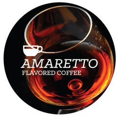 Amaretto Flavored Coffee Beans