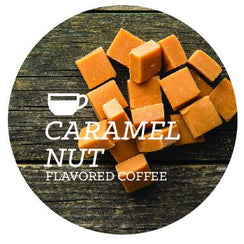 Flavored Coffee - Caramel Nut - Java Bean Plus