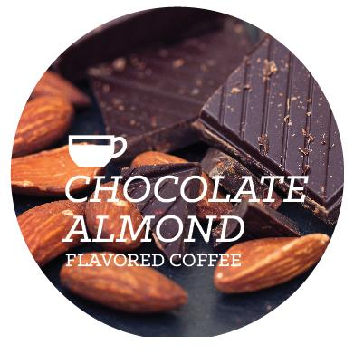 Flavored Coffee - Chocolate Almond - Java Bean Plus