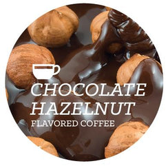 Flavored Coffee - Chocolate Hazelnut - Java Bean Plus