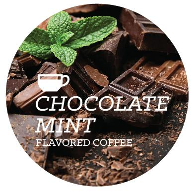 Flavored Coffee - Chocolate Mint - Java Bean Plus