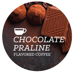 Flavored Coffee - Chocolate Praline - Java Bean Plus