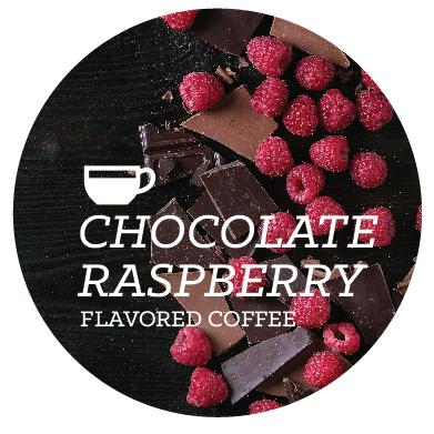 Flavored Coffee - Chocolate Raspberry - Java Bean Plus