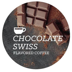 Flavored Coffee - Chocolate Swiss - Java Bean Plus