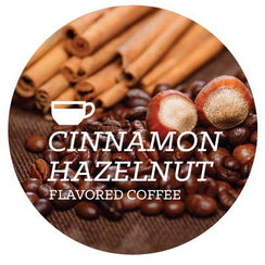 Flavored Coffee - Cinnamon Hazelnut - Java Bean Plus