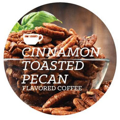 Flavored Coffee - Cinnamon Toasted Pecan - Java Bean Plus