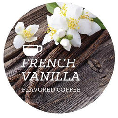 Flavored Coffee - French Vanilla - Java Bean Plus