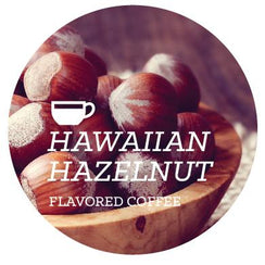 Flavored Coffee - Hawaiian Hazelnut - Java Bean Plus