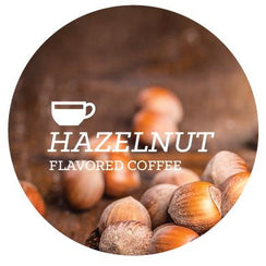 Flavored Coffee - Hazelnut - Java Bean Plus