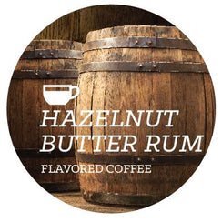 Flavored Coffee - Hazelnut Butter Rum - Java Bean Plus
