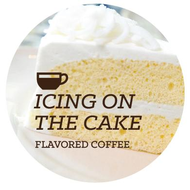 Flavored Coffee - Icing on the Cake - Java Bean Plus