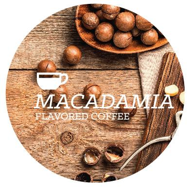 Flavored Coffee - Macadamia - Java Bean Plus