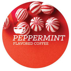 Flavored Coffee - Peppermint - Java Bean Plus