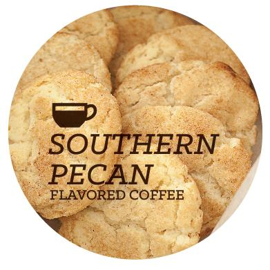 Flavored Coffee - Southern Pecan - Java Bean Plus