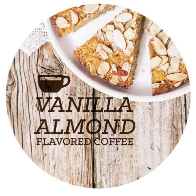 Flavored Coffee - Vanilla Almond - Java Bean Plus