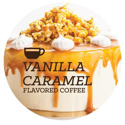 Flavored Coffee - Vanilla Caramel - Java Bean Plus
