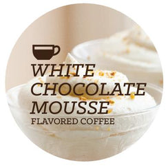 Flavored Coffee - White Chocolate Mousse - Java Bean Plus