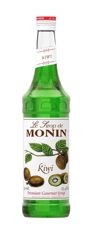 Monin® Syrups - Kiwi - Case of 6/750 mL - Bulk Coffee Beans