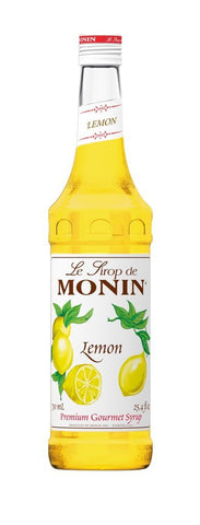Monin® Syrups - Lemon - Case of 6/750 mL - Bulk Coffee Beans