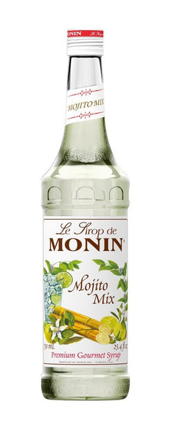 Monin® Syrups - Mojito Mix - Case of 6/750 mL - Bulk Coffee Beans