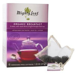 Black Tea - Organic Breakfast - Java Bean Plus