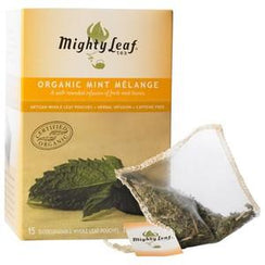 Herbal Tea - Organic Mint Melange - Java Bean Plus