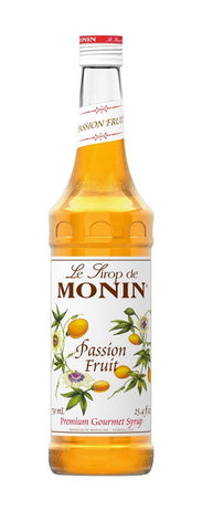 Monin® Syrups - Passion Fruit - Case of 6/750 mL - Bulk Coffee Beans