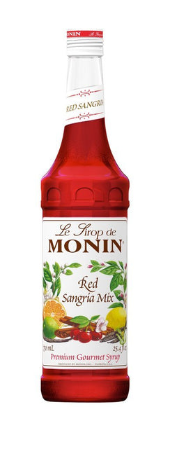 Monin® Syrups - Red Sangria Mix - Case of 6/750 mL - Bulk Coffee Beans