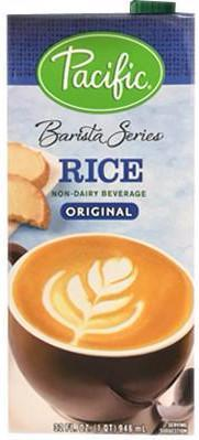 Pacific® Barista Series Rice Milk Blenders - Case of 12/32 oz. - Bulk Coffee Beans