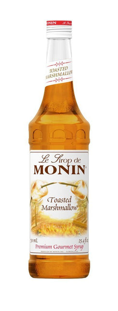 Monin® Syrups - Toasted Marshmallow - Case of 6/750 mL - Bulk Coffee Beans