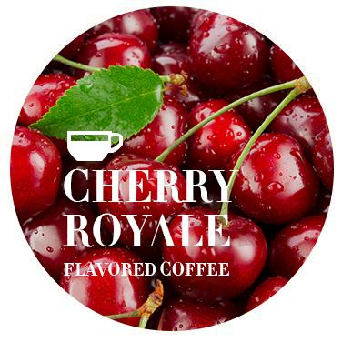 Cherry Royale Flavored Coffee Beans