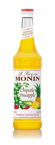 Monin® Syrups - Chipotle Pineapple - Case of 6/1 Liter - Bulk Coffee Beans