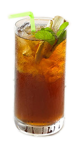 Mighty Leaf Ice Tea - Pomegranate Berry - Java Bean Plus