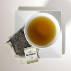 Green Tea - Organic Spring Jasmine - Java Bean Plus