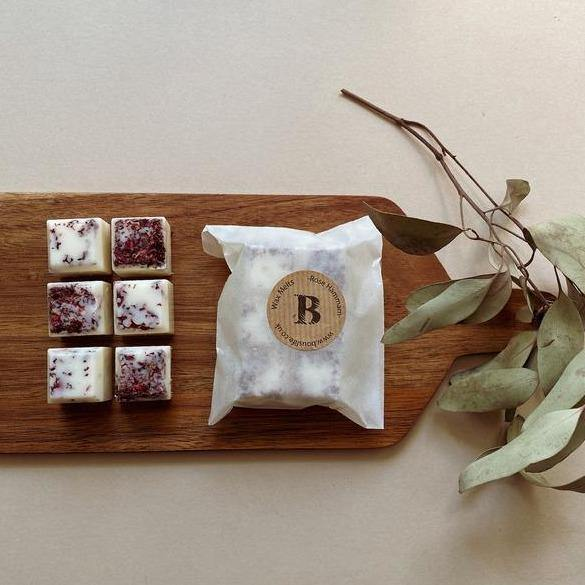 6 Botanical Scented Soy Aromatherapy Wax Melts - Salam Gorgeous