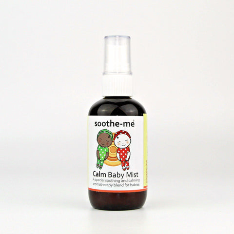 Calm Baby Pillow Mist 100ml - Halal Goodies