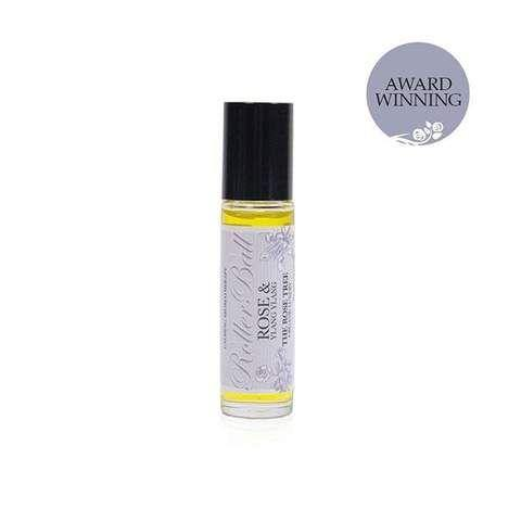 Calming Aromatherapy Roller Ball with Rose & Ylang Ylang - Salam Gorgeous