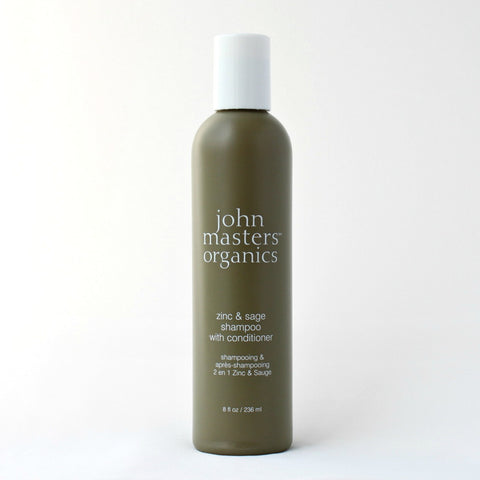 Zinc & Sage Shampoo With Conditioner - Halal Goodies