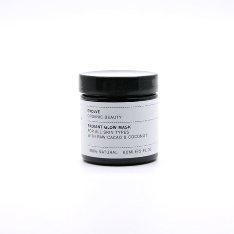 Radiant Glow Organic Face Mask - Halal Goodies