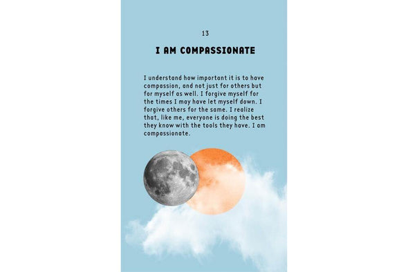 I AM Everything™ Affirmation Card Deck - Salam Gorgeous