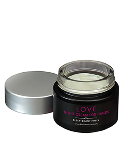Love - Night Hand Cream for hands