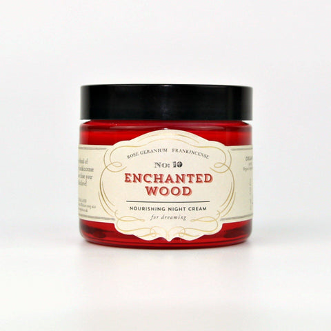 Enchanted Wood Nourishing Night cream