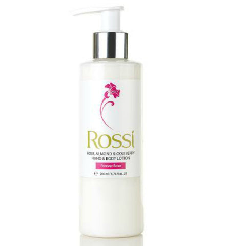 Rose, Almond & Goji Berry Hand & Body Lotion - Halal Goodies