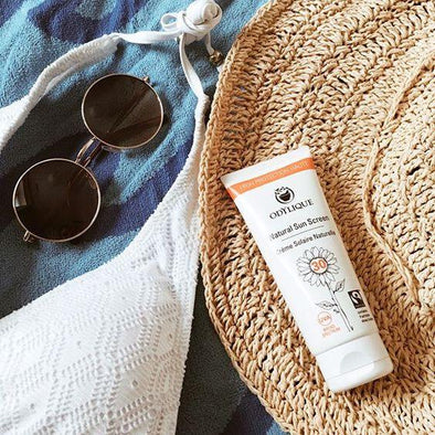 Natural Sunscreen SPF30